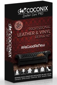 Coconix Leather and Vinyl Repair Kit - Restorer of Your Couch