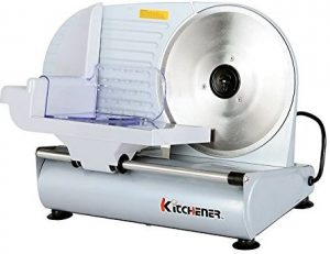 Kitchener professional electric meat deli cheese food slicer