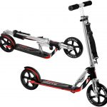 VOKUL LUX Big Wheel Fold Kick Scooter