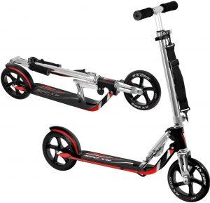 VOKUL LUX Big Wheel Fold Kick Scooter