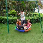 BLUE ISLAND Tree Swing-Children's Outdoor