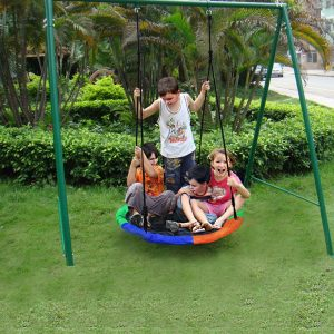 BLUE ISLAND Tree Swing-Children's Outdoor