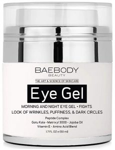 Baebody Eye Gel for appearance of dark circles