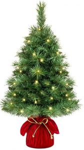 Best Choice Products 26 inches tabletop Christmas tree