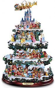 Bradford Exchange the Disney tabletop Christmas tree
