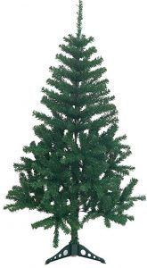 Holiday Essence 4 foot green artificial Christmas tree