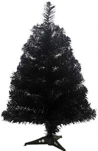 Jackcsale 2 Foot artificial Christmas tree