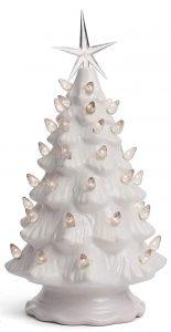 Milltown Merchants ceramic Christmas tree