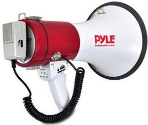 Pyle Megaphone Speaker PA Bullhorn PMP52BT