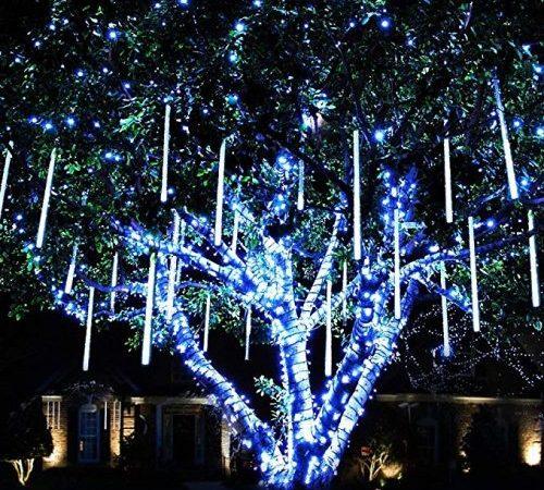 Rimila LED falling rain lights