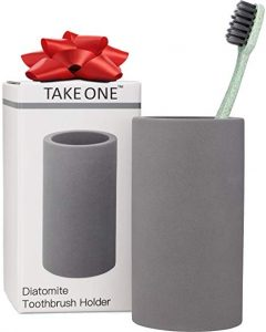 TakeOne. Organic Toothbrush Holder