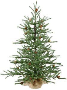 Vickerman Carmel Colored pine tree