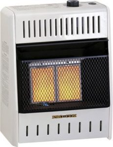 ACE Pro Com Mn100tpa natural gas wall heater