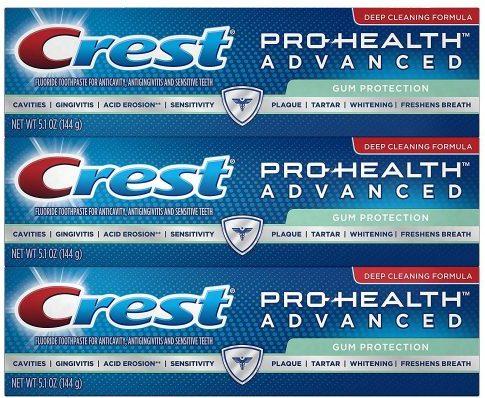 Crest Pro-Health Advanced Gum Protection Toothpaste 5.1 oz