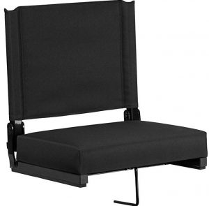 Flash Furniture Grandstand Comfort Seats by Flash with Ultra-Padded Seat