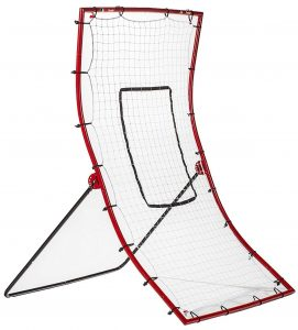 Franklin Sports MLB Baseball Pitch Back Trainer