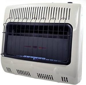 Mr. Heater Corporation F299735 3000 BTU natural gas wall heater