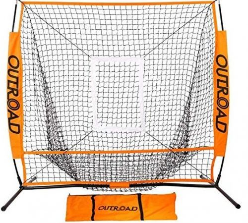 Outroad Baseball Nets Batting & Pitching 5 x 5/7 x 7
