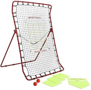 Rukket Pitch Back Baseball/Softball Rebounder PRO