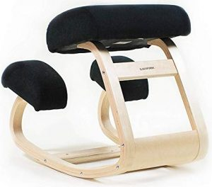 Sleekform Ergonomic Balancing Kneeling Chair