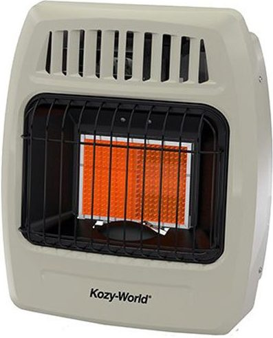 World MKTG of America natural gas wall heater