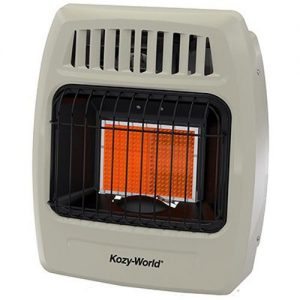 World Marketing of America KWN209 Wall gas heater