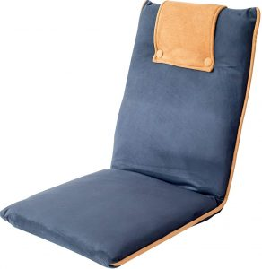 bonVIVO EASY II Padded Floor Chair for meditation