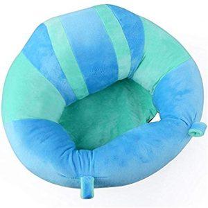 pinnacleT1 Baby Cartoon Animal Plush Sofa Seat