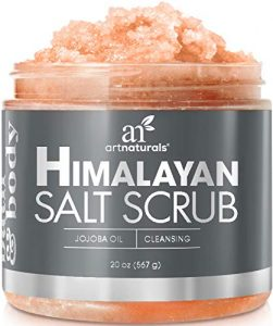 Art Naturals Himalayan Salt body and face scrub