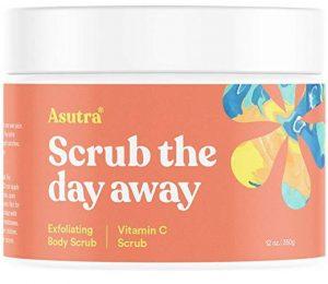 Asutra Organic Exfoliating Body Scrub