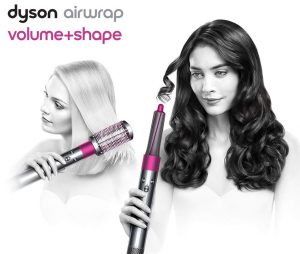 Dyson Airwrap Volume Hair Dryer Plus Shape Styler
