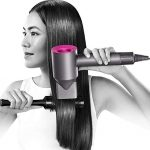 Hair Dryer Dyson Supersonic - Hair Dryer Iron/ Fuchsia