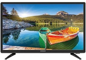 Hitachi 22E30 Class FHD 1080p LED HDTV 24-ince TV