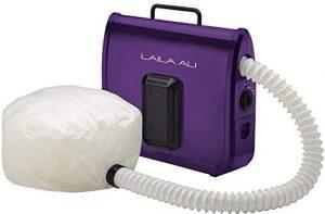 laila ali ionic soft bonnet hair dryer ladr5604