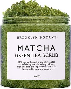 Matcha Green Tea Body Scrub