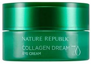 NATUREREPUBLIC Collagen Dream 70 Korean Eye Creams