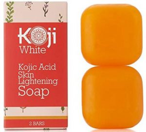 Pure Kojic Acid Skin Lightening Soap
