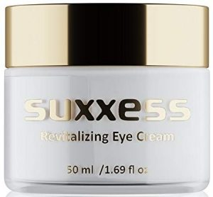 Revitalizing Eye Cream with natural ingredients by Suxxess