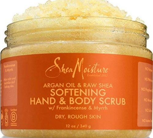Shea Moisture Exfoliating Hand & Body Sugar Scrub