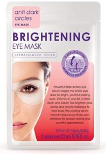 Skin Republic Brightening Eye Mask Korean Eye Creams