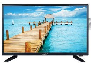 SuperSonic 1080 p LED Widescreen HDTV with HDMI Inputs 24 Inches TV