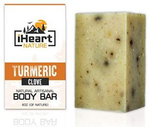 Turmeric Soap Bar by iHeart Nature