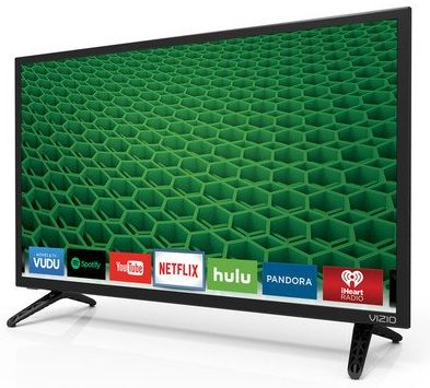 VIZIO 24-inch TV 1080 p Smart LED TV
