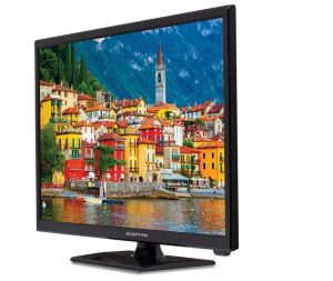Sceptre 24 inches TV, 720p LED TV E246BV