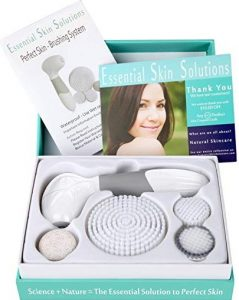 Face Brush- exfoliation & cleaning system by Essential Skin Solutions