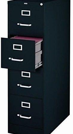 Scranton & Co 4-drawer 22 deep letter file cabinet