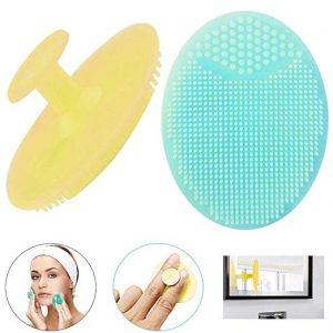 Silicone Face Scrubbers exfoliator brush