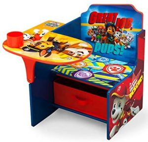 Delta Children Chair Desk with Storage bin by Nickelodeon