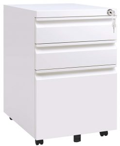 Devaise Locking File cabinet