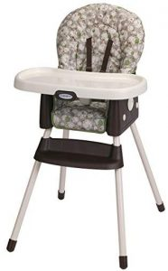Graco Simpleswitch portable high chair